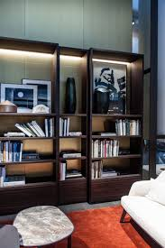 Narrow Depth Bookcase by Home Library Bookcase Ideas U2013 So You Can Surround Yourself With