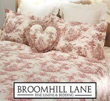 toile bedding ebay