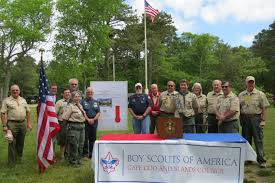 cape scouts plan new building at camp greenough in yarmouth news