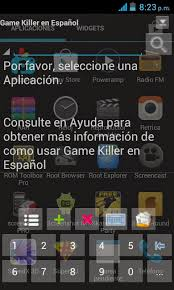 gamekiller 2 6 apk free killer en español apk for android getjar