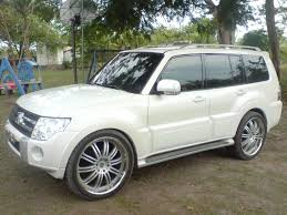 mitsubishi pajero sport modified mitsubishi montero price modifications pictures moibibiki
