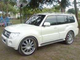 Mitsubishi Montero Price Modifications Pictures Moibibiki