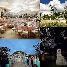 Cheap Wedding Ceremony And Reception Venues Mahogany Place Tagaytay Cavite Garden Wedding Cavite Garden