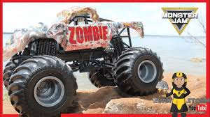 monsters truck videos kids videos monster jam zombie monster truck youtube