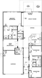 plan 2004 modeled u2013 new home floor plan in fox grove by kb home