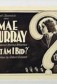 i bid what am i bid 1919 imdb