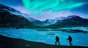 travel deals iceland northern lights iceland s northern lights itinerary map wilderness travel