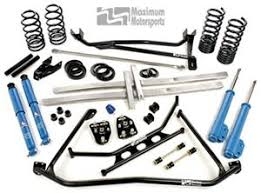 99 04 mustang kit sb 7c maximum motorsports sport box suspension kit 99 04 mustang