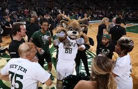 milwaukee bucks fan pack this dance crew of people over 55 performed an epic routine to cardi