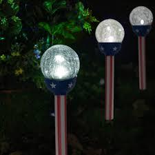 solar patriotic american flag design 3 15 crackle glass path