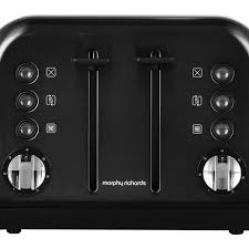 Morphy Richards Accents Toaster Review Morphy Richards Accents 242031 4 Slice Toaster Review