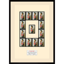 arndt migration 2012 gilbert george flag boy from the series urethra postcard pieces 2009 mixed media unique signed and dated 88 x 123 cm 34 65 x 48 43 in