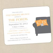 morning after wedding brunch invitations post wedding brunch invitations post wedding brunch invitations in
