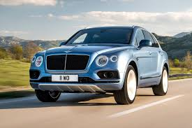 bentley bentayga 2016 new bentley bentayga diesel is britain u0027s posh audi sq7 and it