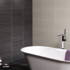 feature tiles bathroom ideas kiwu gris linea feature tiles 36 85 betterbathrooms com