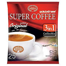 Coffee Mix coffee original 3 in 1 coffee mix 0 70oz x 25