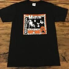 new misfits halloween men u0027s black t shirts punk horror kbd ebay