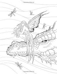 155 faerie coloring pages images coloring