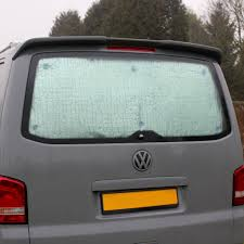 vw t5 tailgate rear window thermal screen vw transporter