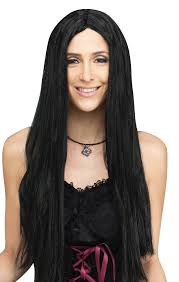 halloween costume wigs w224 long lovely locks 25