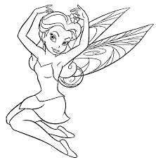 perfect fairy coloring pages pefect color book 460 unknown