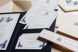 Custom Wedding Programs Images Style Wedding Invitation Custom Wedding Invitation Design