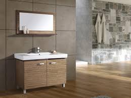Wood Bathroom Vanity by Zebra Wood Bathroom Vanity Bathroom Decoration