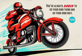 vintage motorcycle musical father u0027s day card greeting cards