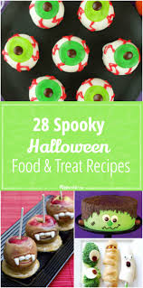 18 Easy Halloween Cupcake Ideas Recipes U0026 Decorating Tips For by 28 Spooky Halloween Food U0026 Treats Recipes Tip Junkie