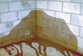 Wet Basement Waterproofing - basement waterproofing national waterproof members of america