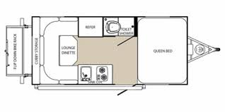 pretentious 12 floor plans small travel trailers 16 ft cozy travel