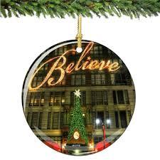 believe macy u0027s christmas ornament porcelain