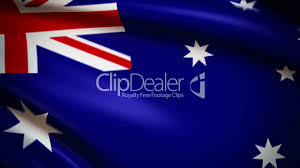 Kiwi Flag Waving Flag Australia Punchy Royalty Free Video And Stock Footage