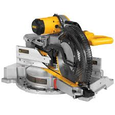 dewalt 15 amp 12 in double bevel sliding compound miter saw