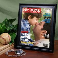 make your own magazine cover for personalized frames