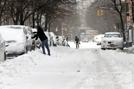 parking resume despite cars buried in snow ny daily news