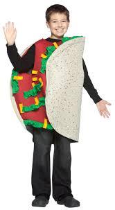 halloween costume kids taco child costume buycostumes com