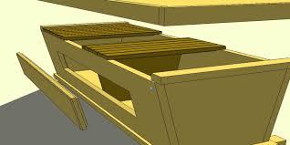 How To Build Top Bar Hive Bee Hive Kenyan Top Bar Hive Youtube