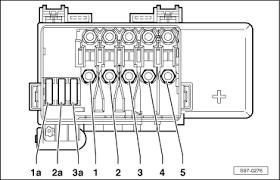skoda workshop manuals u003e octavia mk1 u003e electrical system