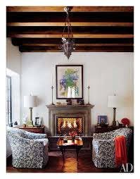Living Room Mantel Decor Fireplace Mantel Decor Inspiration Photos Architectural Digest