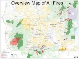 a map of oregon fires southwest oregon joint information center