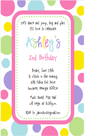 sweet peach paperie archive birthday invitations