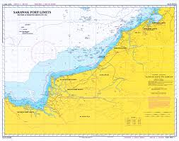 Boundary Waters Map Tanjung Manis Integrated Port Sdn Bhd