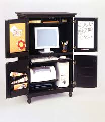 Office Desk Workstation by Furniture Workstation Desk With Hutch Office Armoire