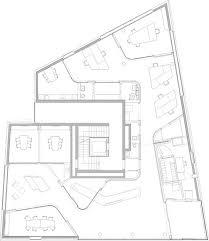 Ceo Office Floor Plan An Original Bank Design Raiffeisen Office In Zurich By Nau