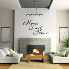 home sweet home living room vinyl wall art sticker 3 99 blunt