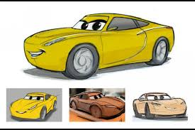 cartoon car back disney pixar shifts back into gear with u0027cars 3 u0027 u2013 amy poehler u0027s