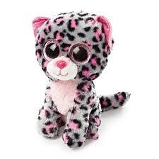 ty beanie boos plush tasha leopard 6