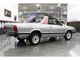 subaru brat interior 1986 subaru brat for sale classiccars com cc 1027167
