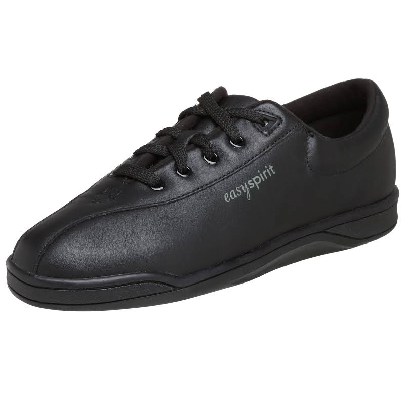Easy Spirit AP1 Walking Shoes Black- Womens